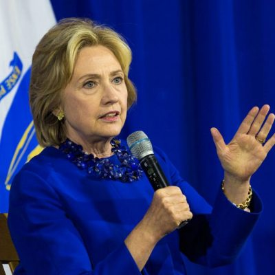 Is it Unfair to Call Hillary Clinton Shrill?